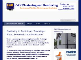 ckplastering-rendering.co.uk