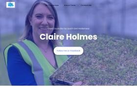 claireholmes.co.uk