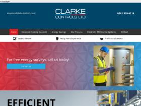 clarke-controls.co.uk