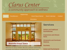 claruscenter.net