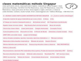clasesparticulares.cl