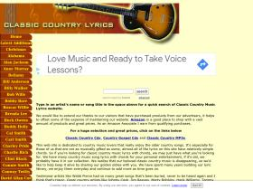 classic-country-song-lyrics.com