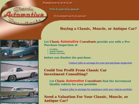 classicautomotiveconsultants.com
