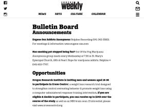 classifieds.eugeneweekly.com