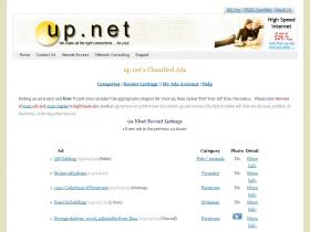 classifieds.up.net