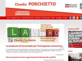 claudiaporchietto.it