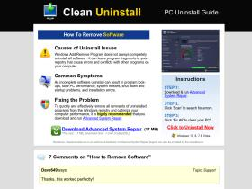 cleanuninstall.com
