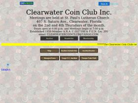 clearwatercoinclub.50megs.com