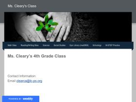 clearysclass.weebly.com