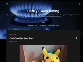cliffy-goes-dining.blogspot.com