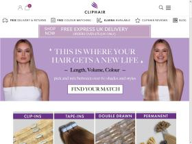cliphair.co.uk