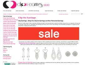 cliponearringsstore.co.uk