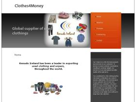 clothes4money.com
