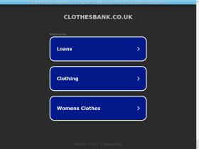 clothesbank.co.uk