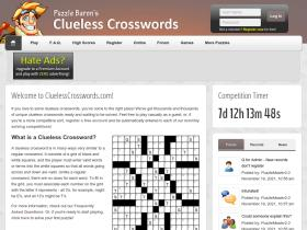cluelesscrosswords.com