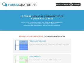 cned-as-ap.forumgratuit.fr
