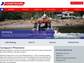coastguardwhakatane.co.nz