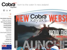 cobrakayaks.co.nz