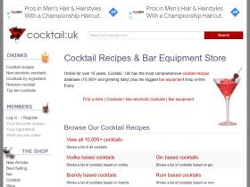cocktail.uk.com