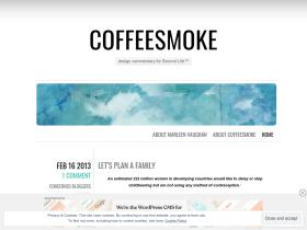 coffeesmoke.wordpress.com