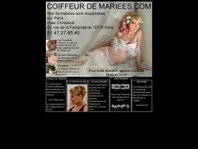 coiffeurdemariees.com
