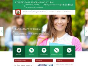 colegiocasaacademicacultural.edu.co