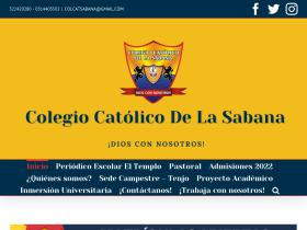 colegiocatolicodelasabana.edu.co