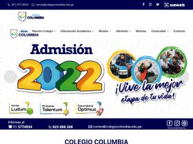 colegiocolumbia.edu.pe