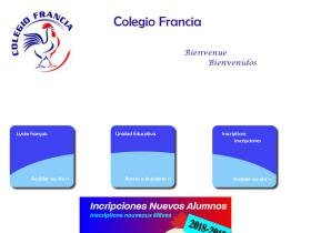 colegiofrancia.edu.ve