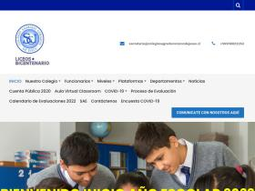 colegiosagradocorazondejesus.cl