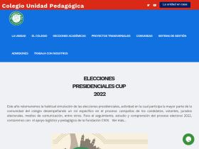 colegiounidadpedagogica.edu.co