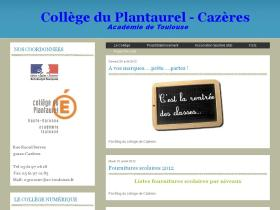 college-cazeres.over-blog.com