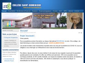 college-saintdominique.fr