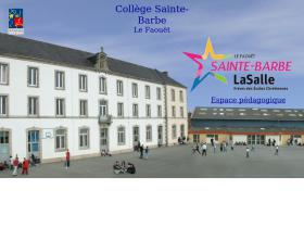 college.saintebarbe.ecole.pagespro-orange.fr