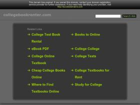 collegebookrenter.com