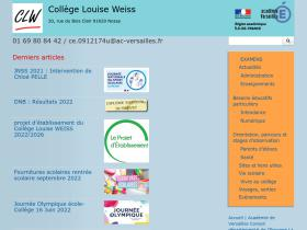 collegelouiseweiss.fr