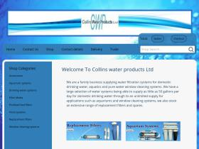 collinswaterproducts.co.uk