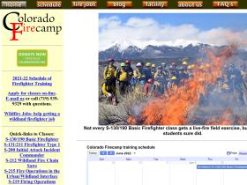 coloradofirecamp.com