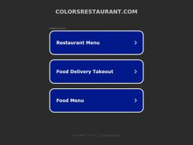 colorsrestaurant.com