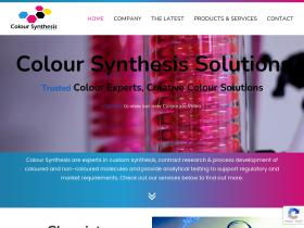 coloursynthesissolutions.co.uk