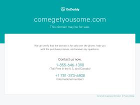 comegetyousome.com
