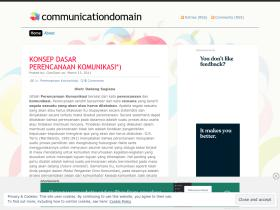 communicationdomain.wordpress.com