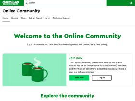 community.macmillan.org.uk