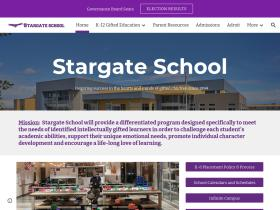 community.stargateschool.org