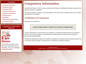 competencyinformation.co.uk