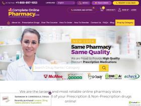 completeonlinepharmacy.com
