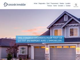 concorde-immobilier.fr