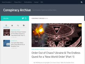 conspiracyarchive.com