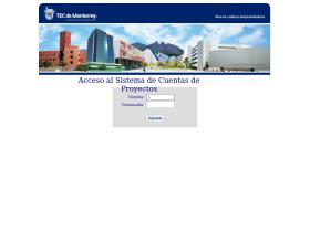 consultaproyectos.mty.itesm.mx