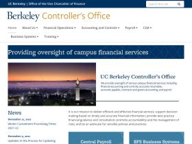controller.berkeley.edu